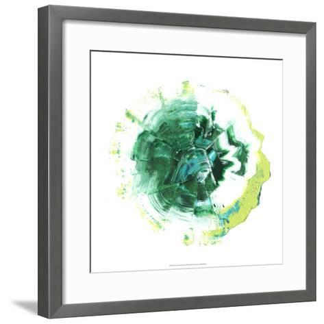 Geode Abstract III-Ethan Harper-Framed Art Print