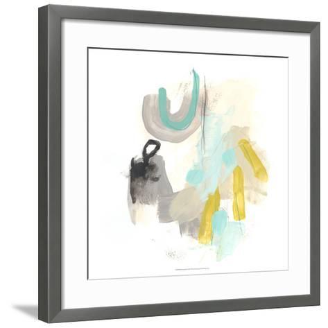 Intonation I-June Vess-Framed Art Print