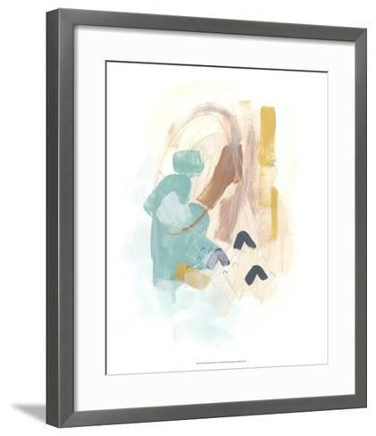 Division & Direction IV-June Vess-Framed Art Print