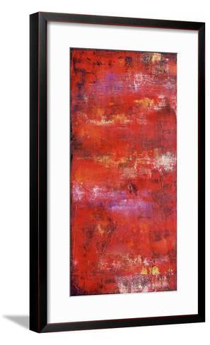Red Door II-Erin Ashley-Framed Art Print