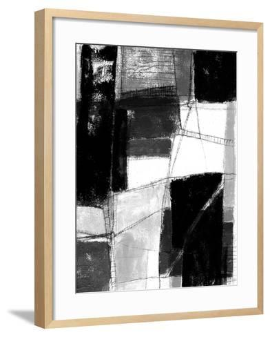 Dynamic Deconstruct I-Jennifer Goldberger-Framed Art Print