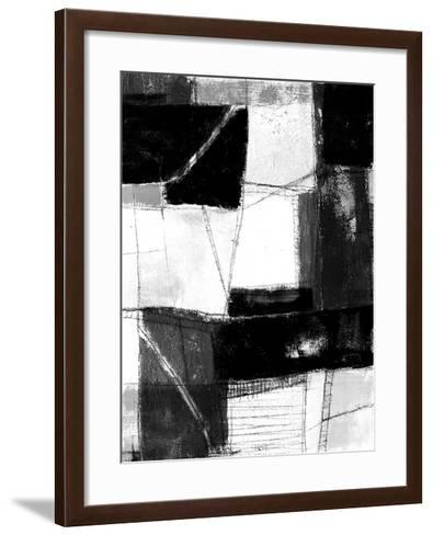 Dynamic Deconstruct II-Jennifer Goldberger-Framed Art Print