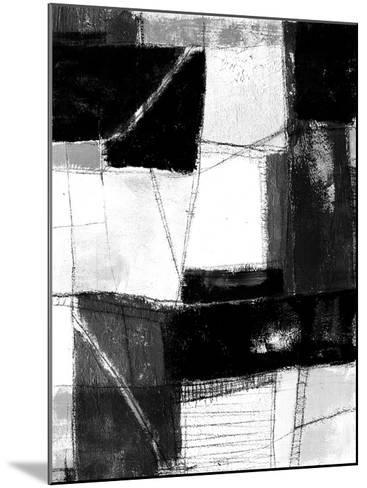 Dynamic Deconstruct II-Jennifer Goldberger-Mounted Art Print