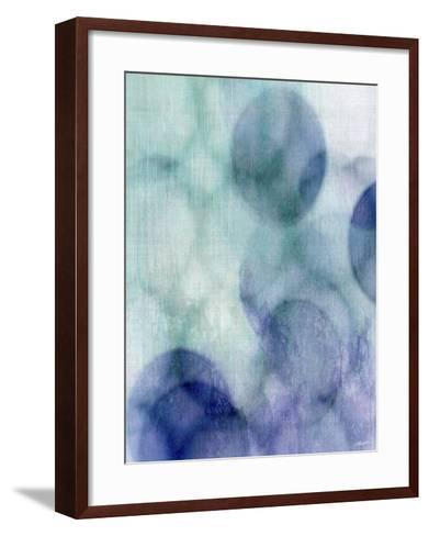 Moody Blue II-John Butler-Framed Art Print