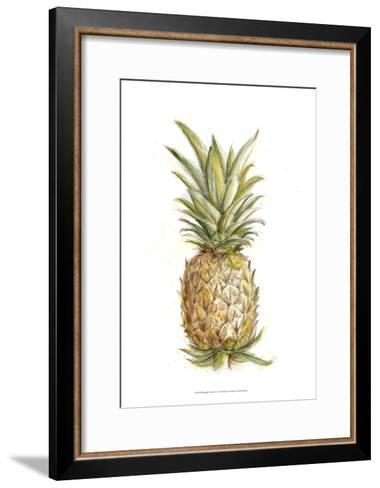 Pineapple Sketch II-Ethan Harper-Framed Art Print