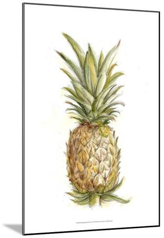 Pineapple Sketch II-Ethan Harper-Mounted Art Print