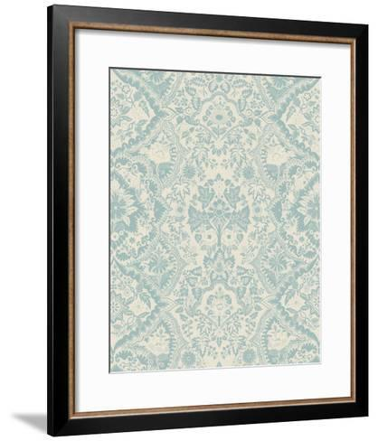 Baroque Tapestry in Spa I-Vision Studio-Framed Art Print