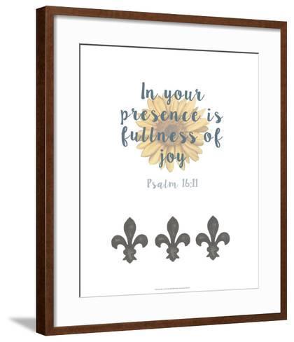 More Than Words XII-Studio W-Framed Art Print