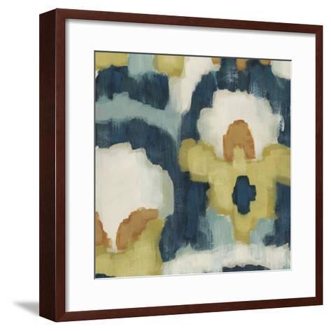 Cascade II-June Vess-Framed Art Print