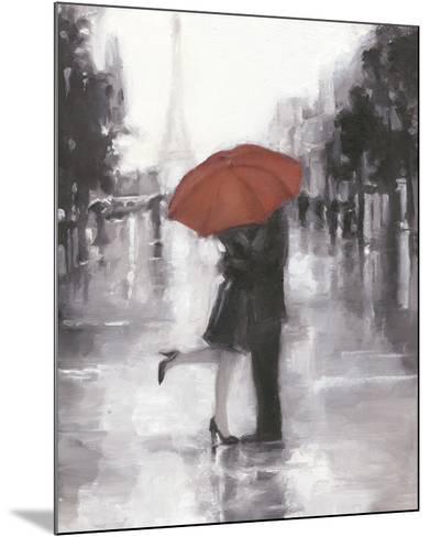 Caught in the Rain-Ethan Harper-Mounted Art Print