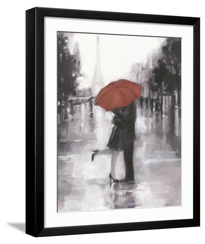 Caught in the Rain-Ethan Harper-Framed Art Print