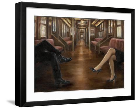 Last Stop-Ethan Harper-Framed Art Print