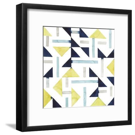 Bemused I-Grace Popp-Framed Art Print