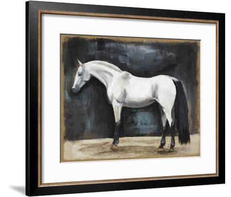 Equestrian Studies VI-Naomi McCavitt-Framed Art Print