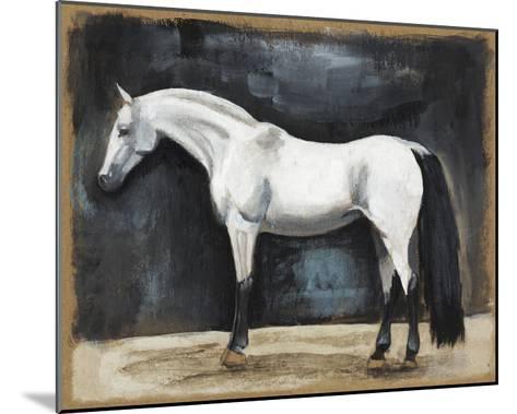 Equestrian Studies VI-Naomi McCavitt-Mounted Giclee Print