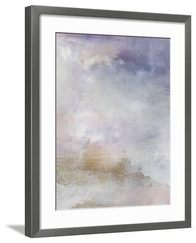 Escaping Light II-Julia Contacessi-Framed Art Print