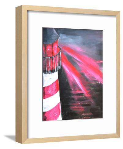 Lighthouse-Cara Francis-Framed Art Print