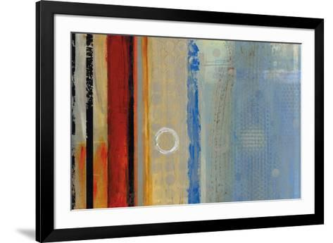 EmergingTime-Alan Mazzetti-Framed Art Print