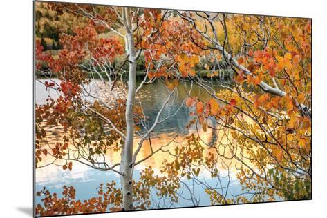 North Lake Sunrise-Fred Mertz-Mounted Art Print