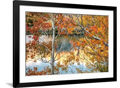 North Lake Sunrise-Fred Mertz-Framed Art Print