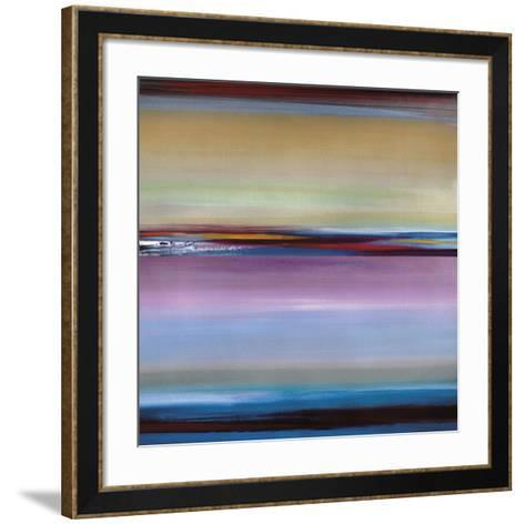 Horizons 1-Barry Osbourn-Framed Art Print