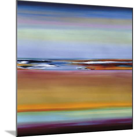Horizons 4-Barry Osbourn-Mounted Art Print