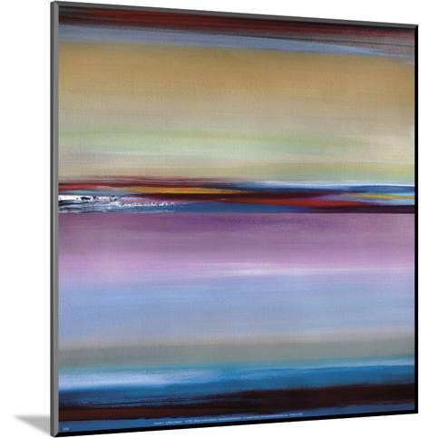 Horizons 1-Barry Osbourn-Mounted Art Print