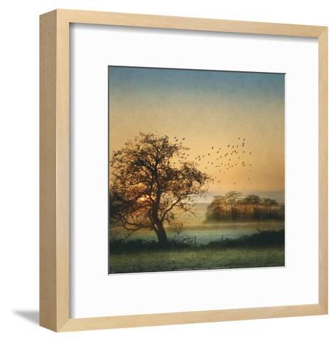 Good By Day Birds-William Vanscoy-Framed Art Print