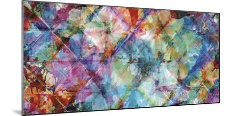 Kaleidoscope- Butler-Mounted Giclee Print