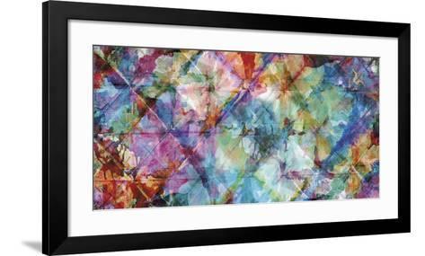 Kaleidoscope- Butler-Framed Art Print