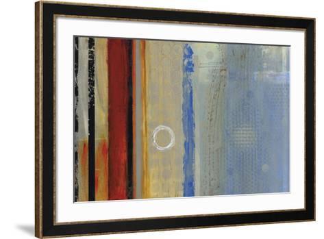 EmergingTime- Mazzetti-Framed Art Print