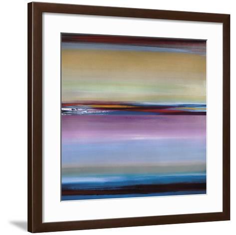 Horizons 1-Osbourn-Framed Art Print