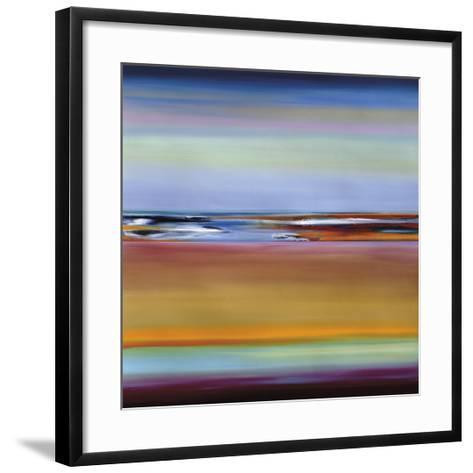 Horizons 4-Osbourn-Framed Art Print