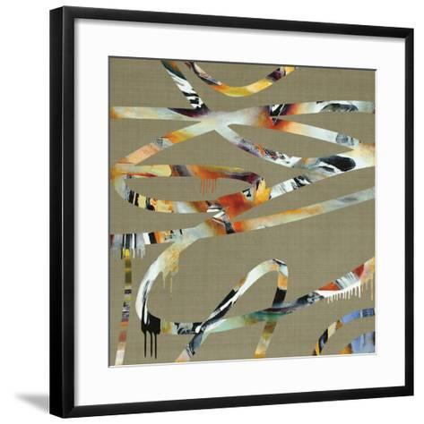 Transcendence 2-Osbourn-Framed Art Print