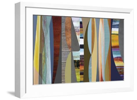 Juxtaposition 2-Osbourn-Framed Art Print