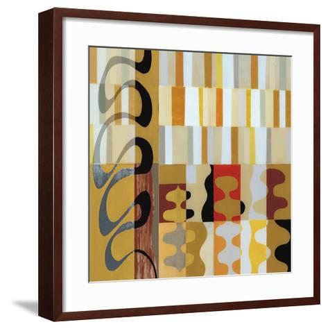 Creek 1- Long-Framed Art Print