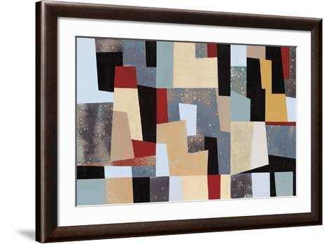 Moderne Left- Long-Framed Art Print