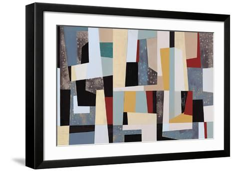 Moderne Right- Long-Framed Art Print