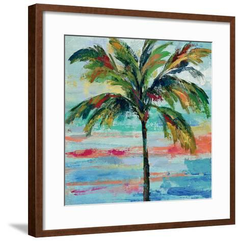 California Palm II-Silvia Vassileva-Framed Art Print