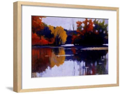 Perfect Autumn-Tadashi Asoma-Framed Art Print