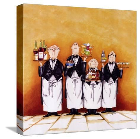 Happy Hour!-Tracy Flickinger-Stretched Canvas Print