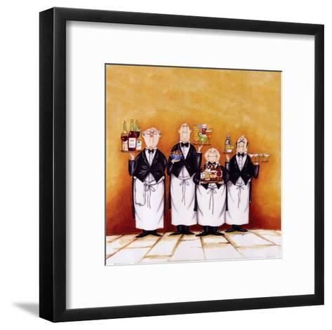 Happy Hour!-Tracy Flickinger-Framed Art Print