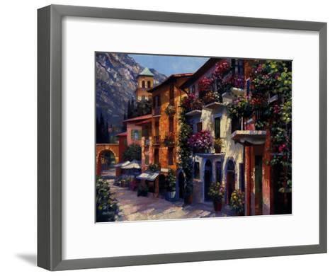 Village Hideaway-Howard Behrens-Framed Art Print