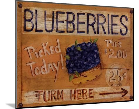 Fruit Stand I-Grace Pullen-Mounted Art Print