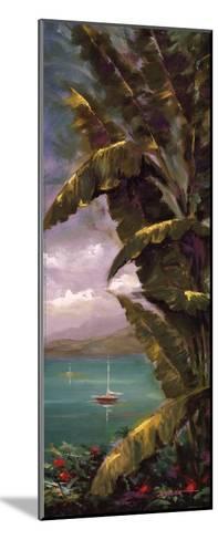 Palm Cove II-J^ Martin-Mounted Art Print