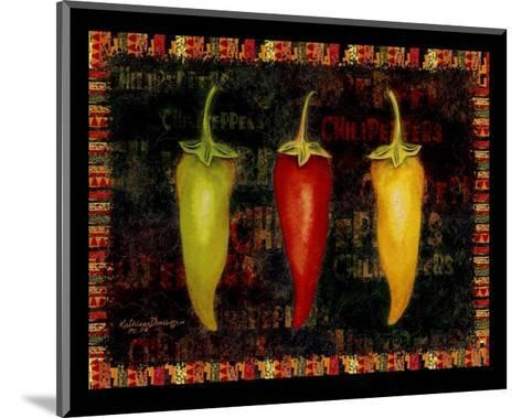 Red Hot Chili Peppers II-Kathleen Denis-Mounted Art Print