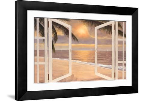 Step Into A Dream-Diane Romanello-Framed Art Print