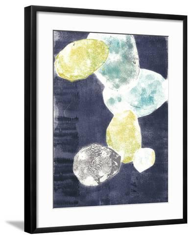 Rock Print I-Jennifer Goldberger-Framed Art Print