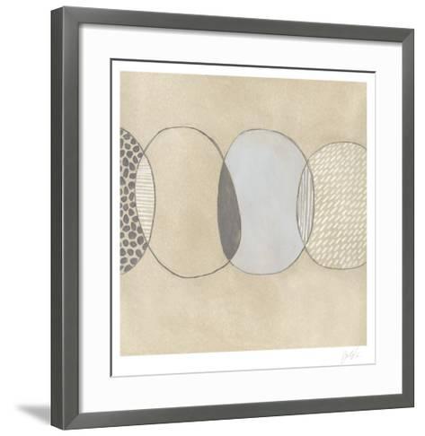 Cellular Division II-June Erica Vess-Framed Art Print