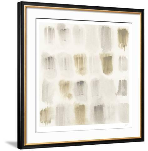 Rhythmic Echo I-June Erica Vess-Framed Art Print